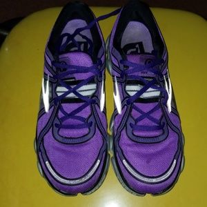 Brooks pure flow womens running shoe